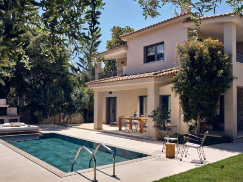 Pool villa Zakynthos