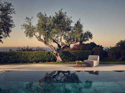 Luxury pool villa in Zante with amazing views